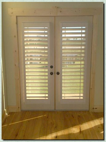 Eco shutters