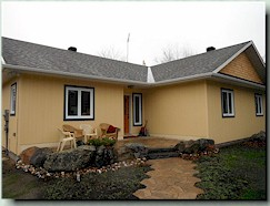Evergreen Custom Design Bungalow 2012