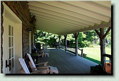 Hand Crafted replica of 1930 cottage, large verandah