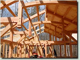 Log Farm Timberframe