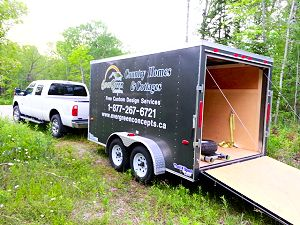 Cabinkit Delivery Manitoulin Island.